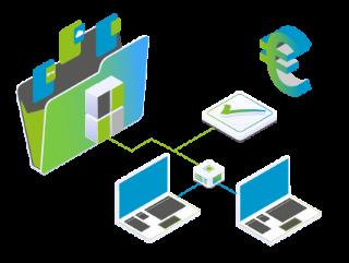 Bildmarke der ConfigPoint GmbH